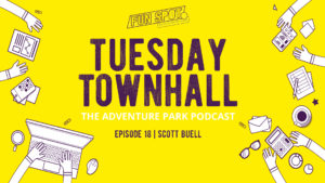 Fun spot Manufacturing Tuesday Townhall, trampoline parks, adventure parks, business, entrepreneurs,