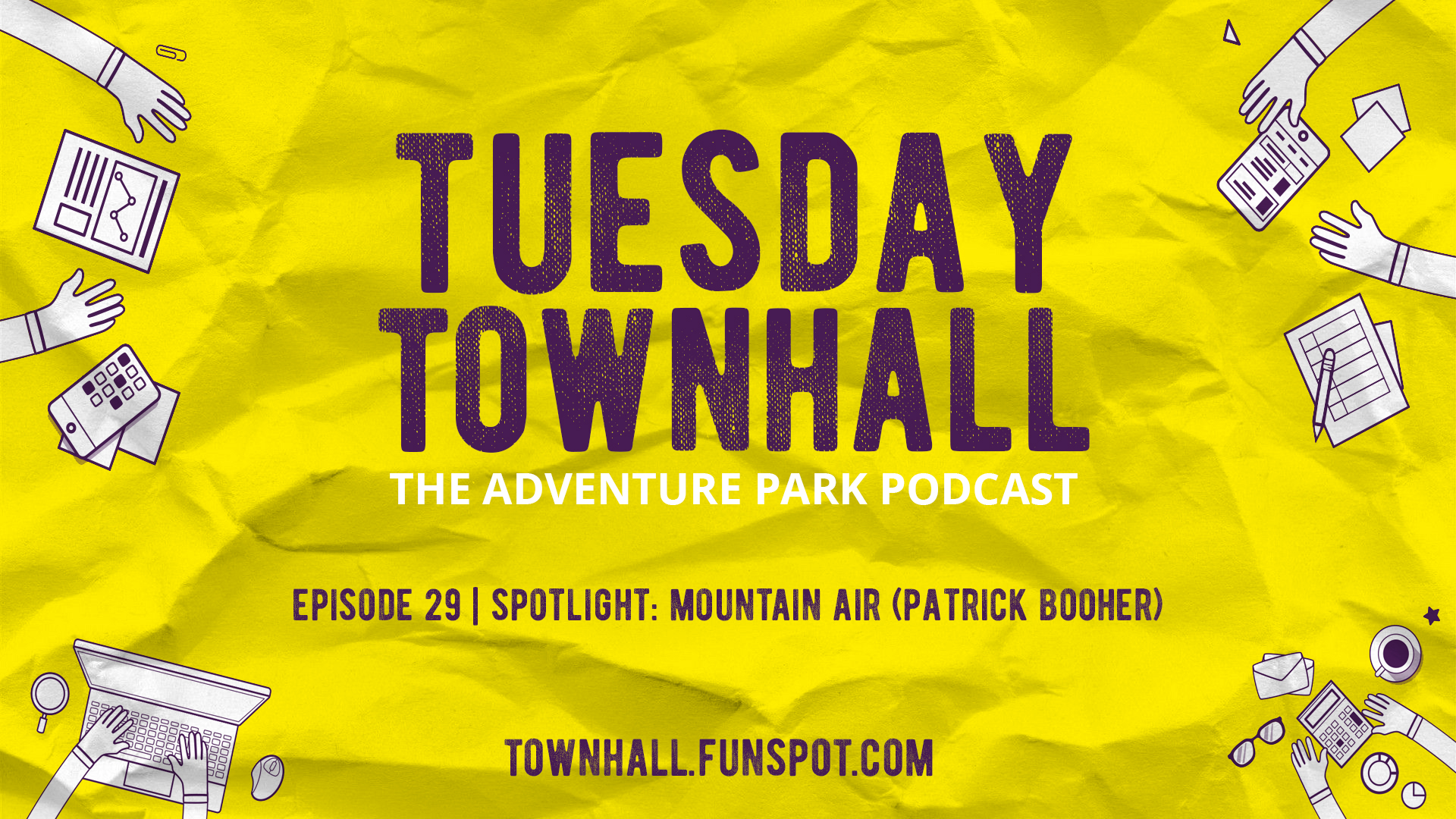 Tuesday Townhall | Ep. 29 | Spotlight: Mountain Air (Patrick Booher)
