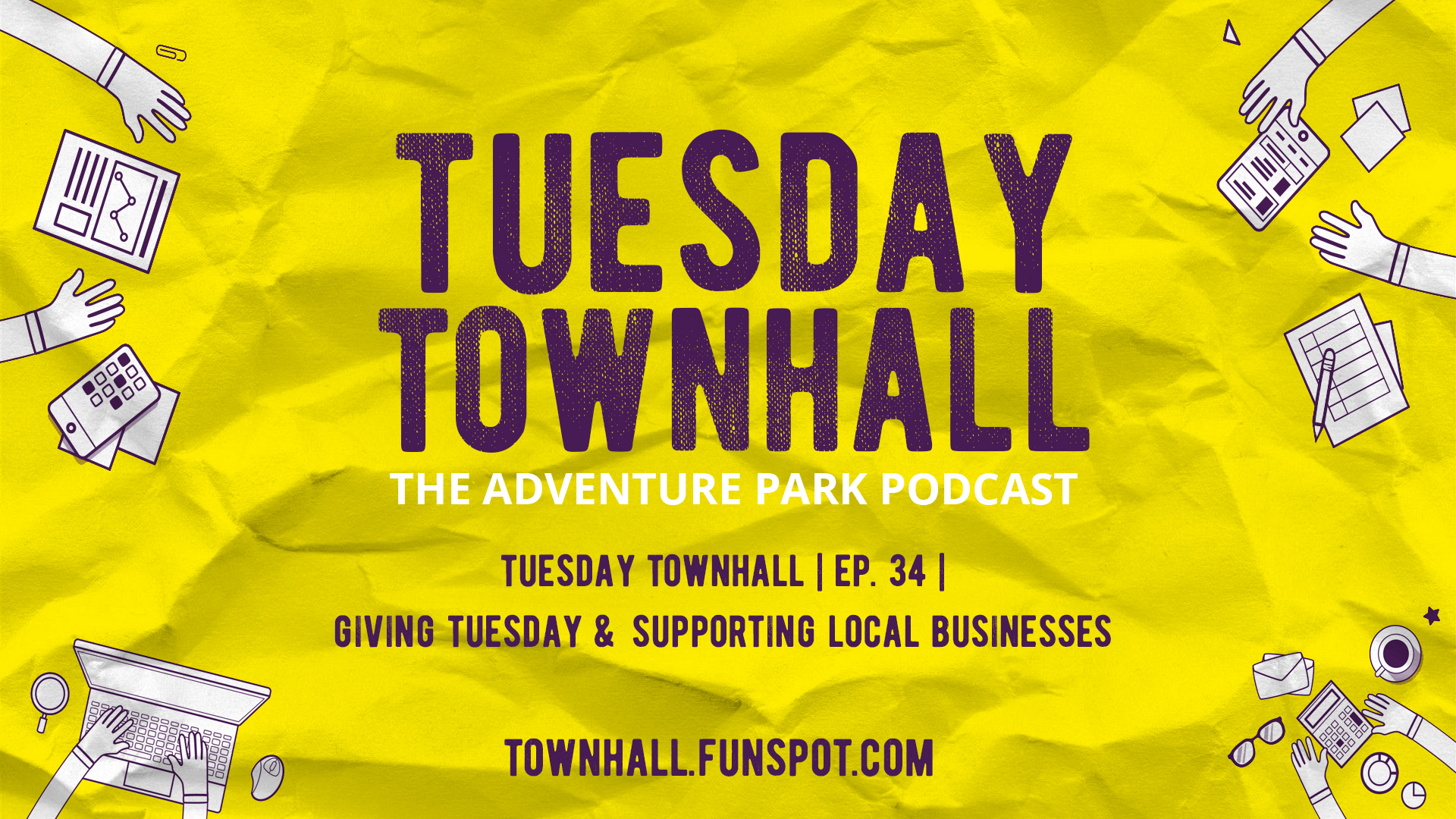 Tuesday Townhall | Ep. 34 | Giving Tuesday & Supporting Local Businesses